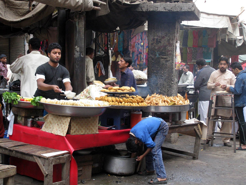 Lahore - Street food