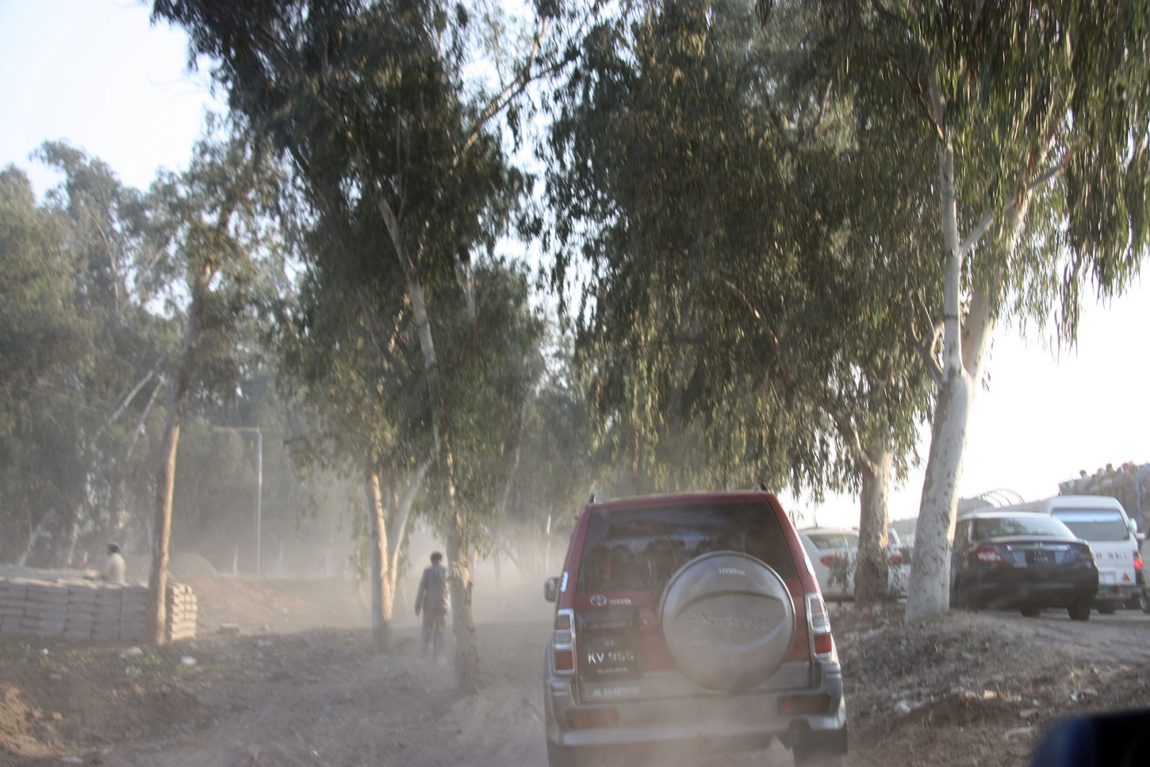 Drive to Lahore