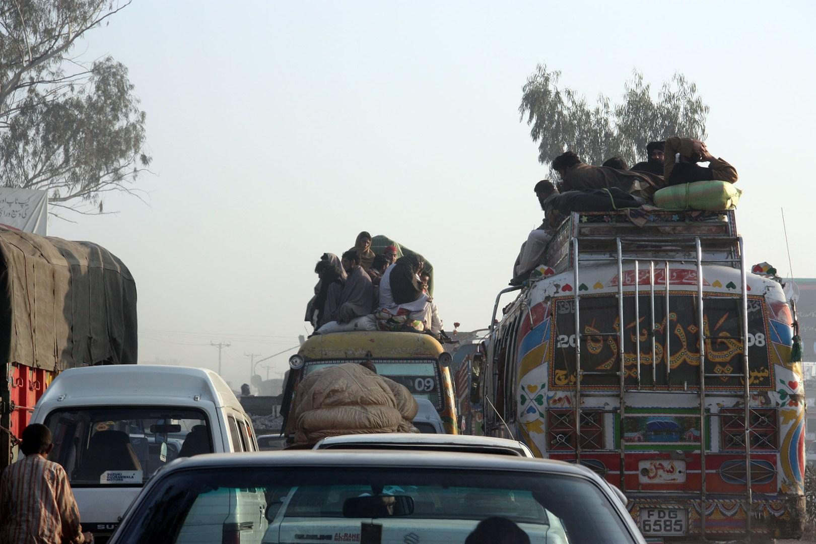 Lahore - Traffic
