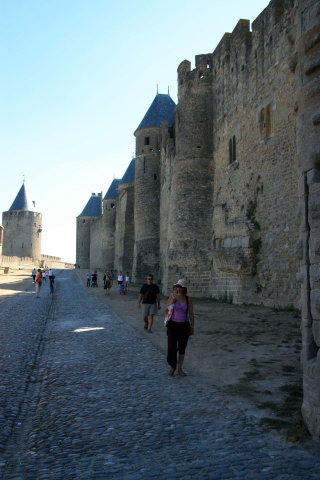 Carcassonne Old City