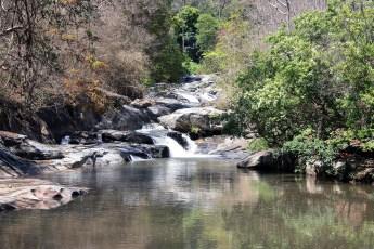 River near Mae Ya waterfall