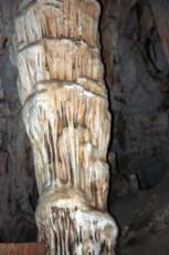Tham Lot Cave-Column cave