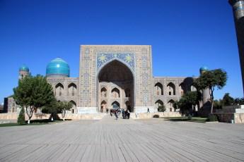 The Registan-east side