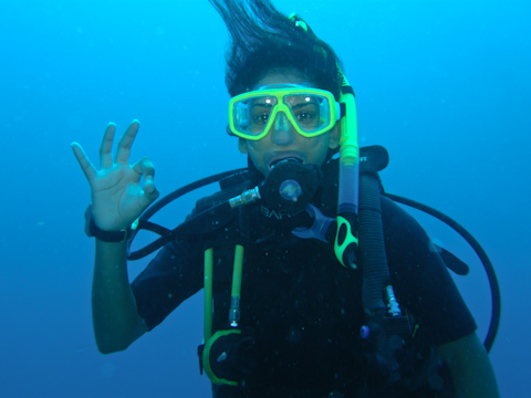 Indonesia – Diving the Gili's