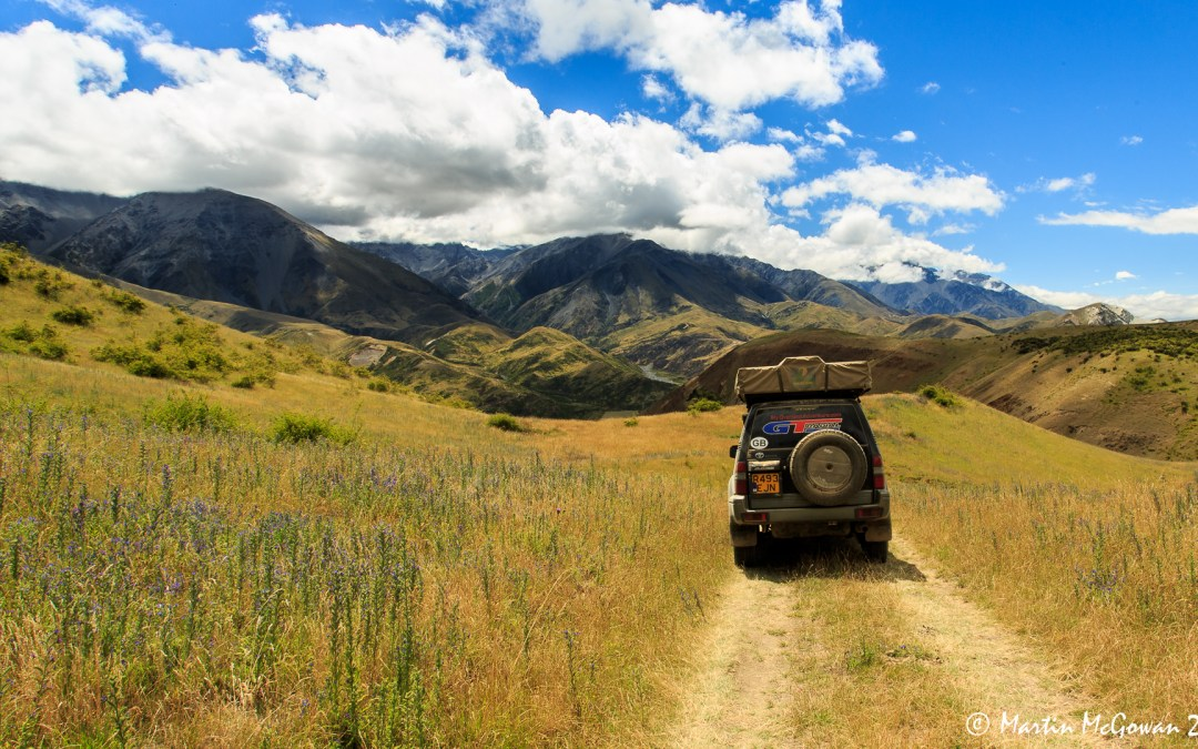 New Zealand South Island – Clarence Valley
