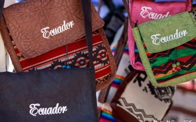 The Otavalo Market, Ecuador