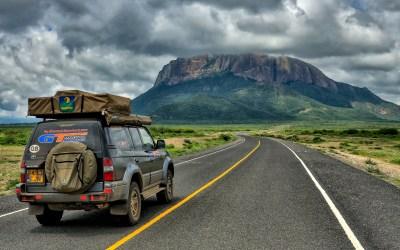 Marsabit to Moyale road – Kenya to Ethiopia