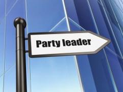 politics, sign, party