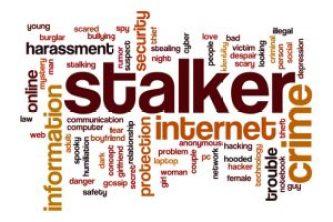 Stalker word cloud
