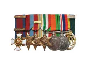 army, medals