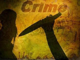 Knife crime and criminals