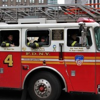 Fire tragedy in New York City kills 12 including a child