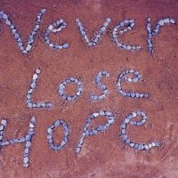 What does the Bible says about 'HOPE'