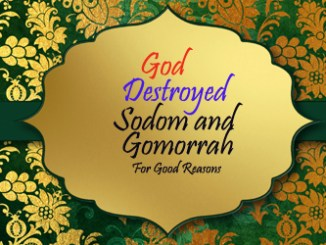 Sodom And Gomorrah 675908754