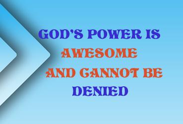 God Power 134051719207