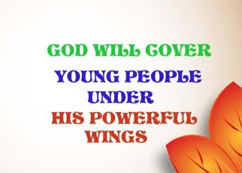 Thanking God 37330461920574