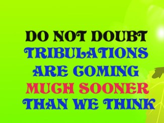 Tribulations 8410468119207
