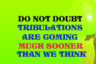 Tribulations 8410468119207