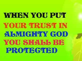 Trust God 9104681192088