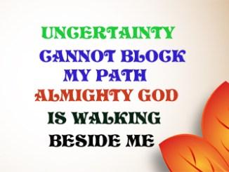 Uncertainty 98373304619207