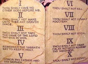 Commandments 70946138297543079