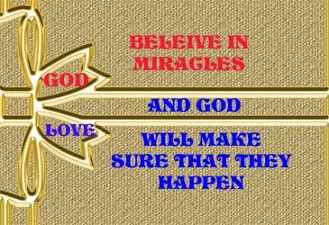 Miracles 29417231920978
