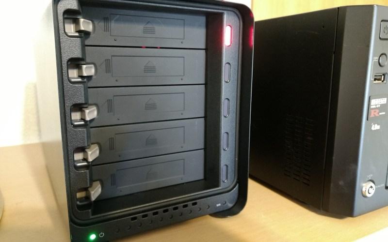 プリンストンDrobo 5Cの拡張計画レビュー~既存HDDから段階的に容量を増やせるBeyond-RAID