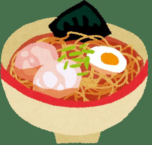 博多とんこつラーメン神(JIN):高知市~大橋通のひろめ市場前ぷち寒い屋外で食べるのは格別