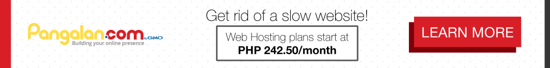 Get web hosting services from Pangalan.com!