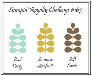stampin royalty sample #167