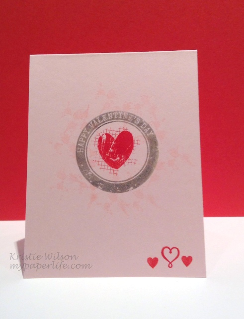 Card 11 - Happy Valentines OLC