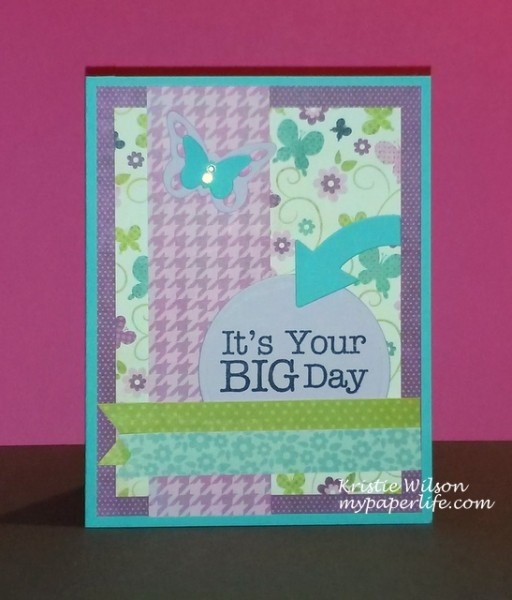 Card 13 - MFT Big Greetings