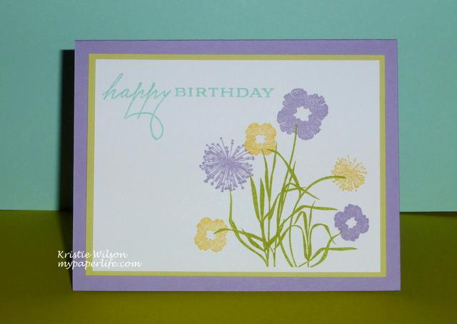 Card 15 - PTI Botanical Silhouettes