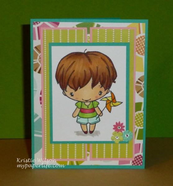 Card 6 - TGF Twirl Anya