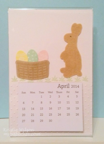April Calendar 3