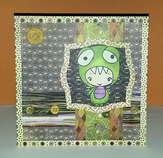 2014 Card 138 - TGF Spooky 1