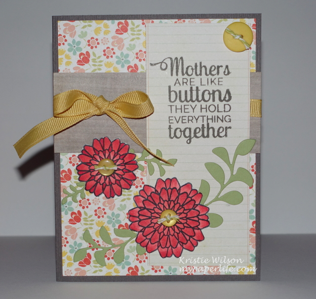 2015 Card 37 - Mothers Day Mom Verve Button Best-001