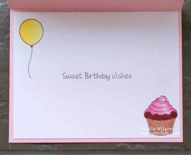 2015 Card 45 - MFT Jolinne Cupcakes inside