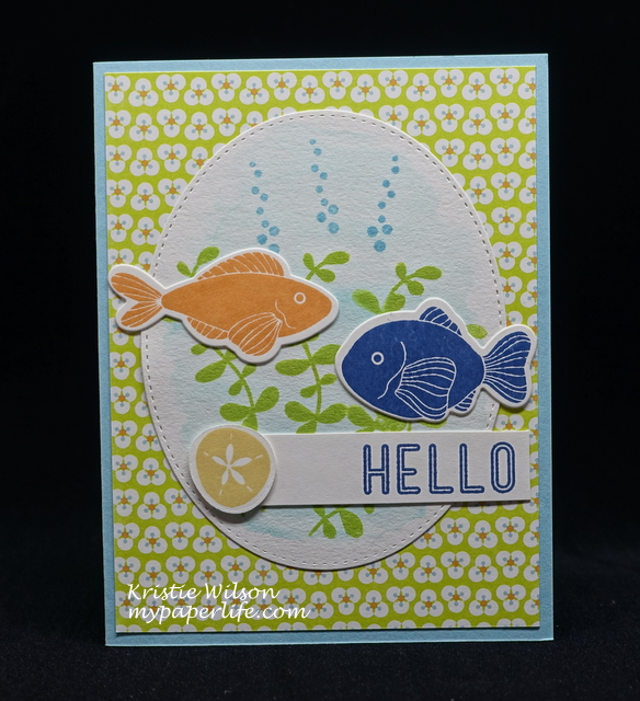 2015 Card 87 - MFT LJD Sea Life