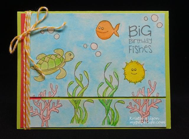2015 Card 88 - TE Under the Sea