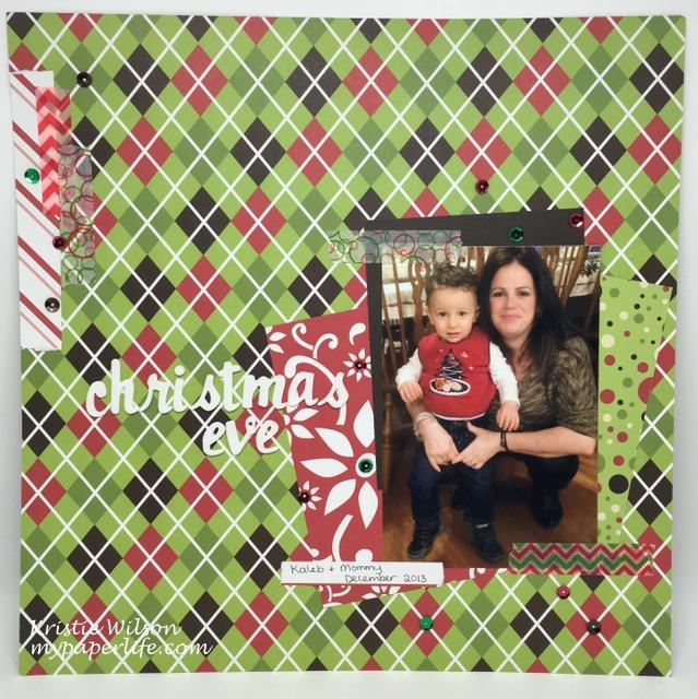 2016 Page 1 - Christmas Eve 2013