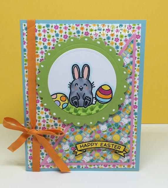 2016 Card 42 - Greeting Farm Eggstra Special