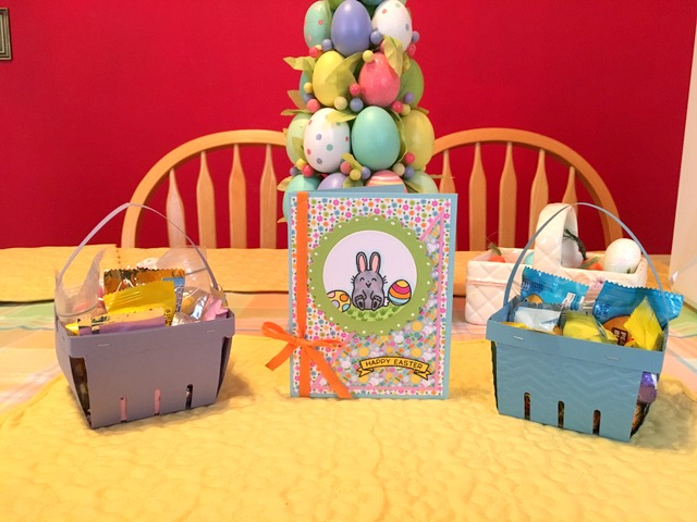 Berry Baskets Easter