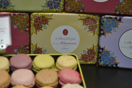 Sweets Paris colors pretty boxes