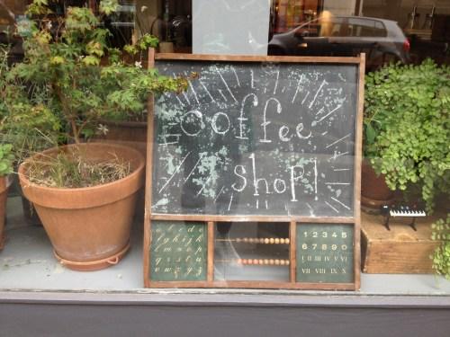 Welcome Black Market Coffee Paris