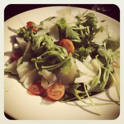 Mama shelter Paris salad