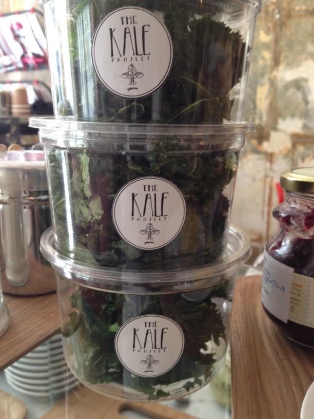 the kale project paris