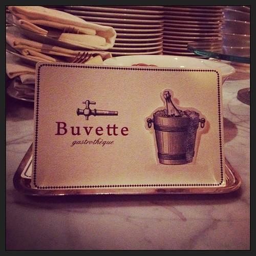 Buvette Paris review photos
