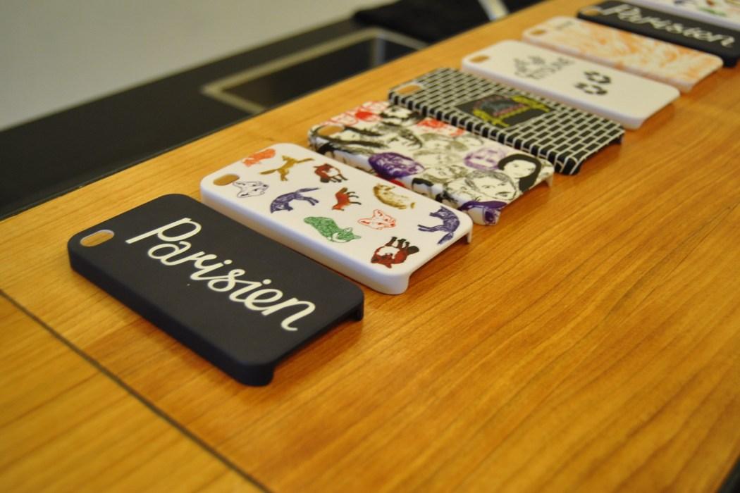 iphone cases parisien kisune