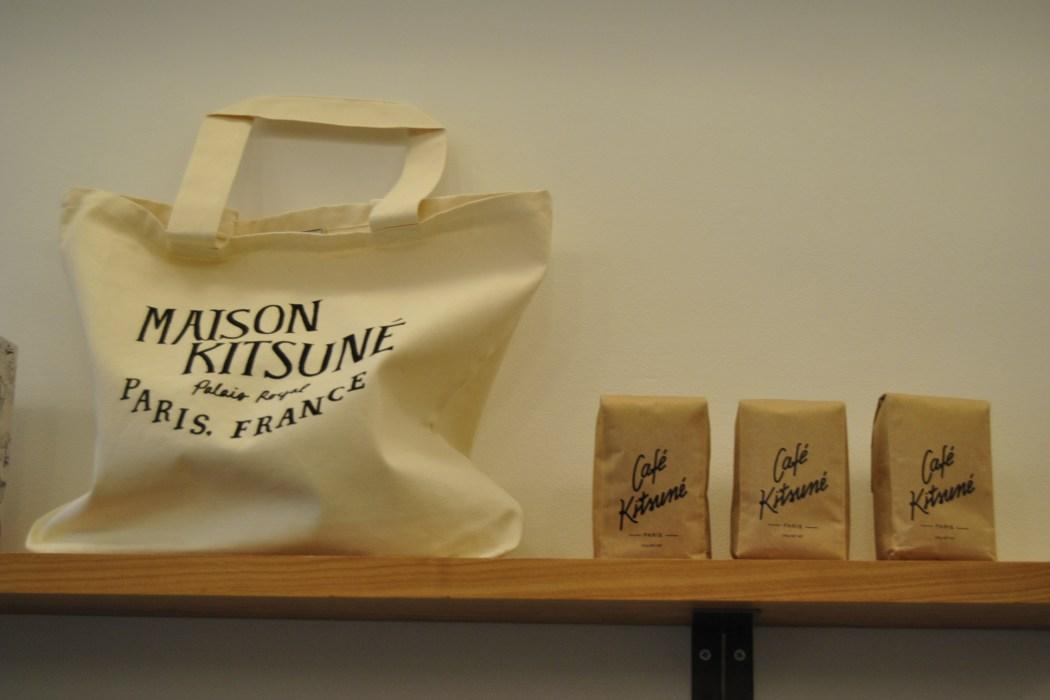kitsune bag coffee
